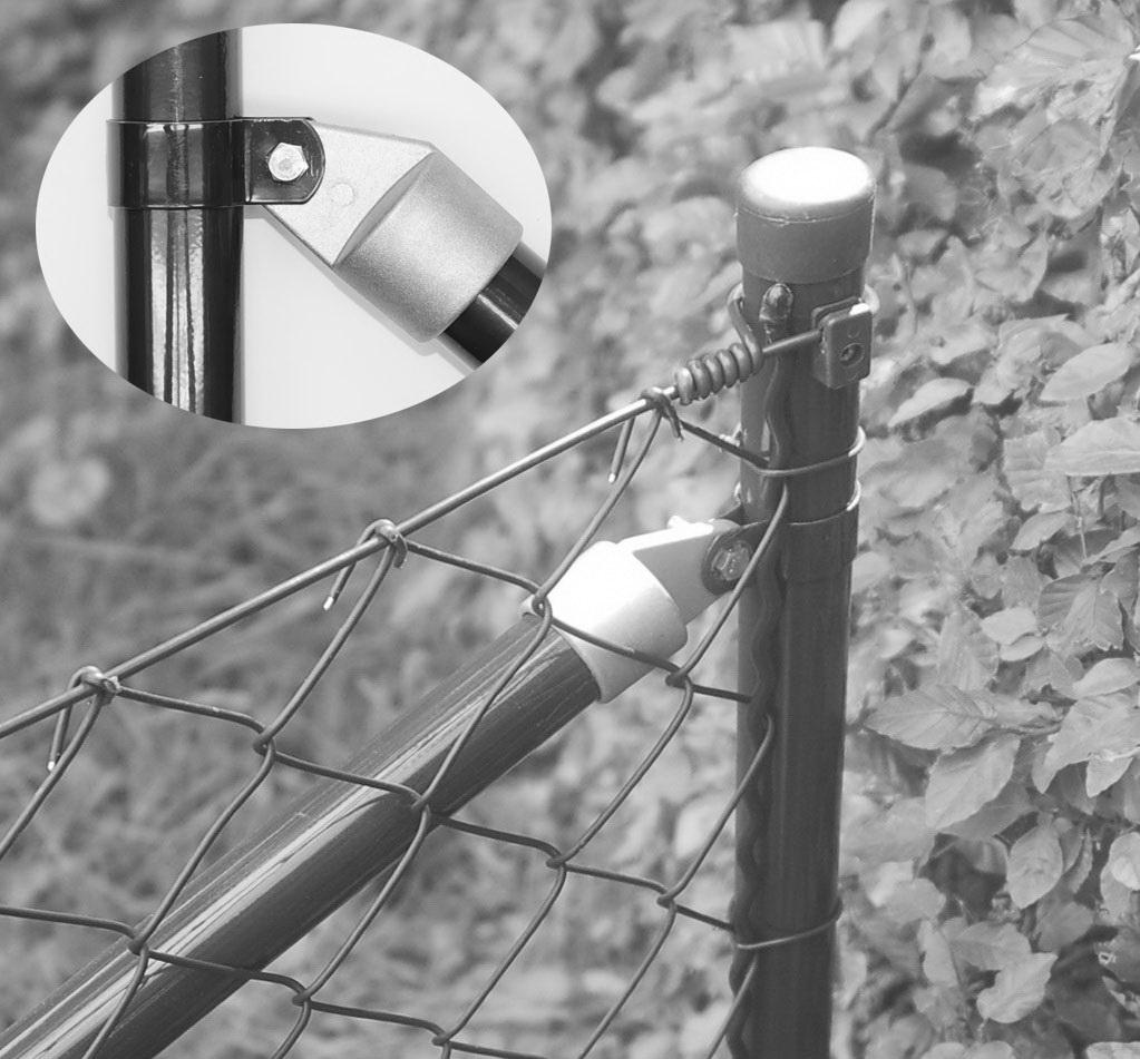 Fein Machen Sie Einen Rahmen Maschendraht Fotos - Elektrische ...
