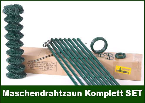 Zaun-Nagel U-B/ügel Mattenhalter f/ür Pfosten 60 x 40 mm Doppelstabzaun Paket /á 20 Stk.